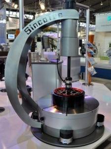 Umlaufbiegeprüfsystem POWER ROTATING bending