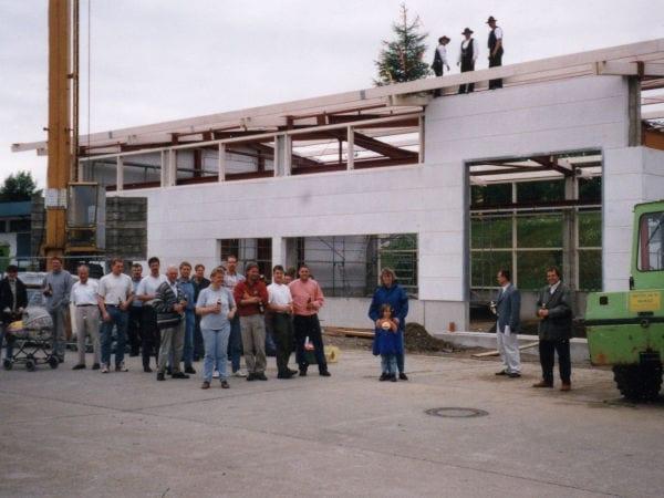 1. Prüfhalle SincoTec