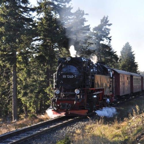 Schmalspurbahn Brocken
