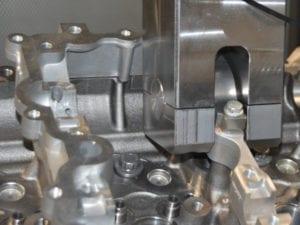 Prüfsysteme für Motorbauteile